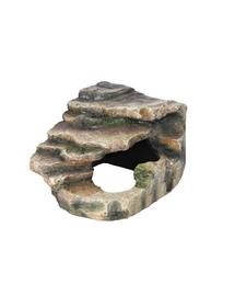 TRIXIE Sarok szikla barlanggal és emelvénnyel 19 x 17 x 17 cm