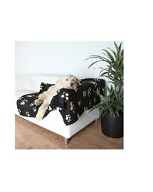 TRIXIE Pléd kutyáknak barney 150 x 100 cm fekete