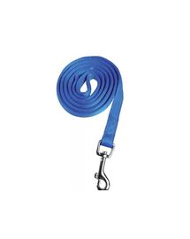 ZOLUX Cushion Szalagos póráz 15mm-12m kék
