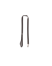 AMIPLAY Póráz n 150 cm - 2 cm fekete