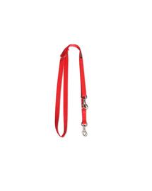 AMIPLAY Póráz nr 100 - 200 cm - 25 cm piros