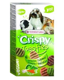 VERSELE-LAGA Prestige 150 g crispy toasties vegetable