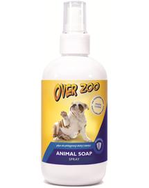 OVER ZOO Animal soap spray 250 ml