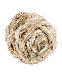 TRIXIE Labda fűből csengővel 6 cm