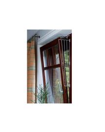 TRIXIE Védőrács ablakhoz fehér ferde
