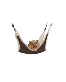 TRIXIE Függőágy hörcsögöknek  és egereknek 18 x 18 cm
