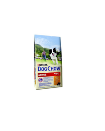 PURINA Dog Chow Active csirke 14 kg
