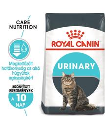 ROYAL CANIN URINARY CARE - száraz táp felnőtt macskák részére az alsó hugyúti problémák megelőzéséért 10 kg