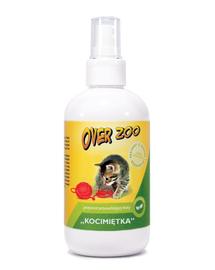 OVER ZOO Macskamenta 250 ml