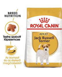ROYAL CANIN JACK RUSSELL TERRIER ADULT - Jack Russell Terrier felnőtt kutya száraz táp 7,5 kg
