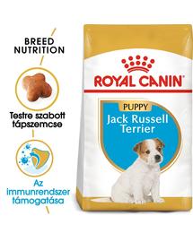 ROYAL CANIN JACK RUSSELL TERRIER JUNIOR - Jack RusselL Terrier kölyök kutya száraz táp 3 kg