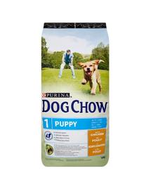 PURINA Dog Chow Puppy csirke 14 kg