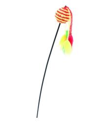 COMFY Játék wilma horgászbot sárga-piros labdával 65