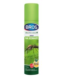 BROS Zöld erő spray szúnyogokra és kullancsokra 90ml