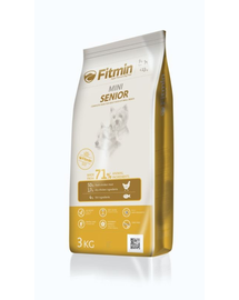 FITMIN Mini senior 3 kg