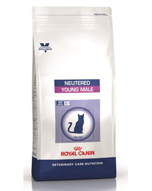 ROYAL CANIN Vet cat young male 1,5 kg