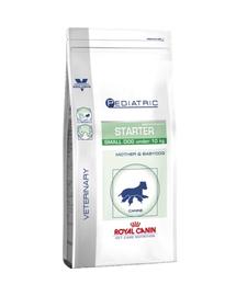 ROYAL CANIN Vcn starter small dog - 1,5 kg