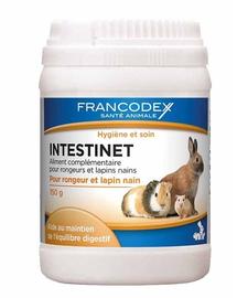 FRANCODEX Intestinet szabályozza a rágcsálók bélműködését 150 g