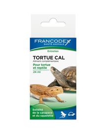 FRANCODEX Kalcium teknősnek és hüllőknek 24 ml