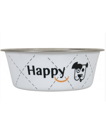 ZOLUX Tál Inox Happy 0,8 l