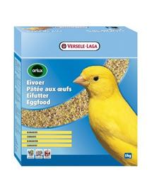 VERSELE-LAGA Eggfood Canaries Yellow 5 kg Tojásos eledel sárga kanáriknak