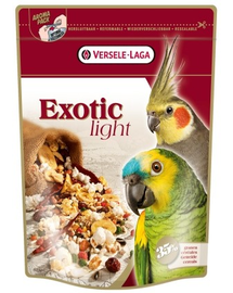 VERSELE-LAGA Exotic Light 750 g Keverék pörkölt magvakkal nagy és közepes papagájoknak