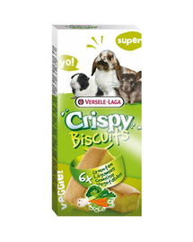 VERSELE-LAGA Biscuit Vegetables 70 g zöldséges sütik rágcsálóknak