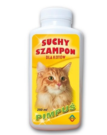 BENEK Száraz sampon macskáknak 250 ml