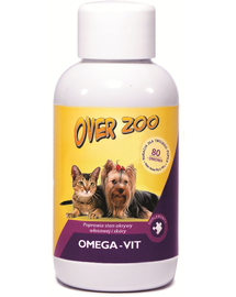OVER ZOO Omega-Vit 50 ml