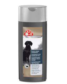 8IN1 Shampoo black pearl 250 ml