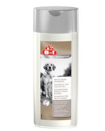 8IN1 Shampoo white pearl 250 ml