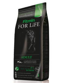 FITMIN For Life Adult Kutyaeledel 3 kg