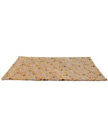 TRIXIE Gyapjú pléd Laslo 75 × 50 cm, bézs