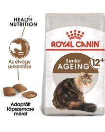 ROYAL CANIN AGEING 12+ - idős macska száraz táp 4 kg