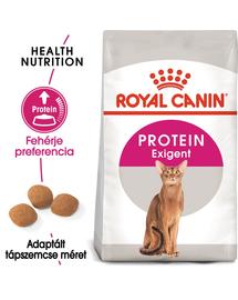 ROYAL CANIN PROTEIN EXIGENT - válogatós felnőtt macska száraz táp 4 kg