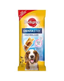 PEDIGREE Fogászati jutalomfalat  közepes méretű kutyáknak Dentastix 180g