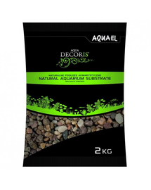 AQUAEL Alom természetes sokszínű 3-5 mm 2kg
