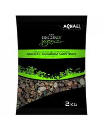 AQUAEL Alom természetes sokszínű 5-10 mm 2kg