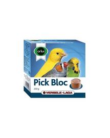 VERSELE-LAGA Pic Bloc 350 g ásványi anyagok agyag tálban madaraknak