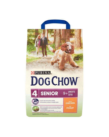 PURINA Dog Chow senior csirke 14Kg
