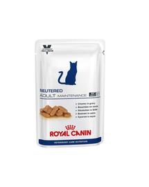 ROYAL CANIN Cat neutered adult maintenance tasak 12 x 100 g