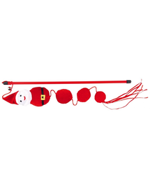 TRIXIE Ünnepi horgászbot Mikulással 40 cm