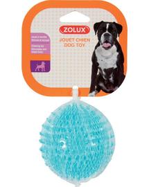 ZOLUX Játék TPR Pop labda tüskékkel 8 cm türkiz