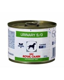 ROYAL CANIN Dog Urinary S-O 200 g