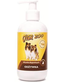 OVER ZOO kondicionáló hosszú szőrre 250 ml