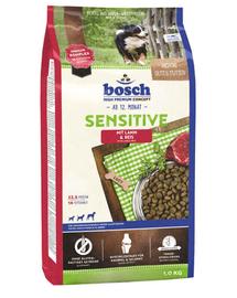 BOSCH Sensitive bárány és rizs 1 kg