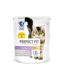 PERFECT FIT Junior <1 csirkében gazdag eledel macskáknak 750 g