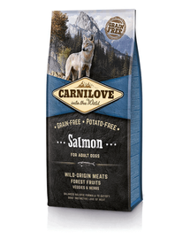 CARNILOVE kutya Adult lazac 12 kg