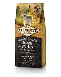 CARNILOVE kutya Adult Large Breed lazac-pulyka 1,5 kg