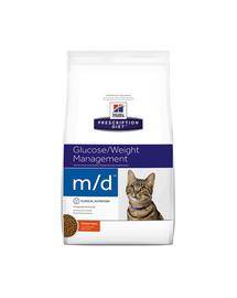 HILL'S Prescription Diet m/d Feline 5 kg